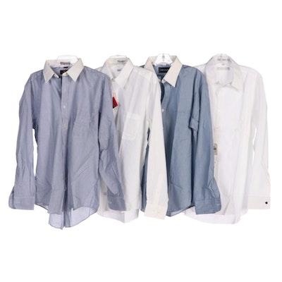 Men's Geoffrey Beene, Pierre Cardin and Van Heusen Shirts