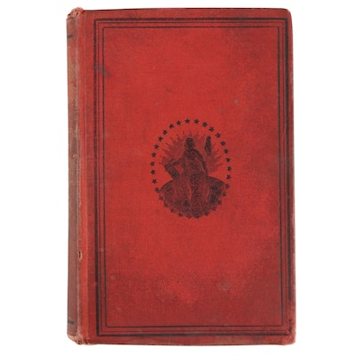 """A Complete History of the Great Rebellion"" by James Moore, c. 1866"