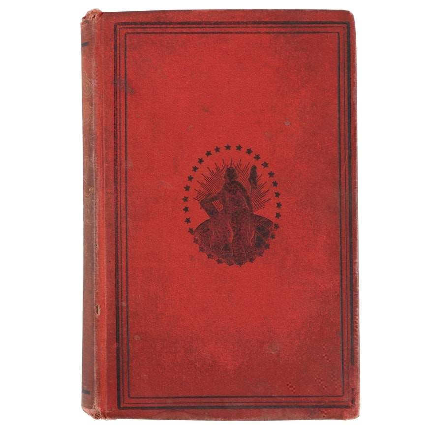 """""""A Complete History of the Great Rebellion"""" by James Moore, c. 1866"""