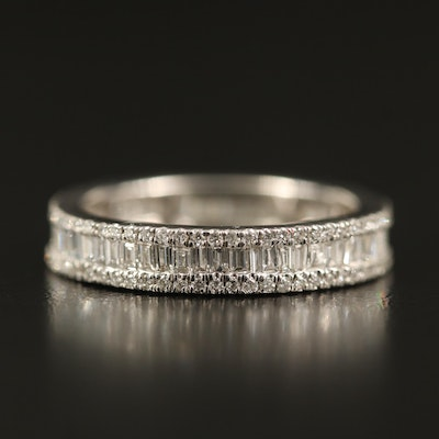 14K 1.05 CTW Diamond Eternity Band