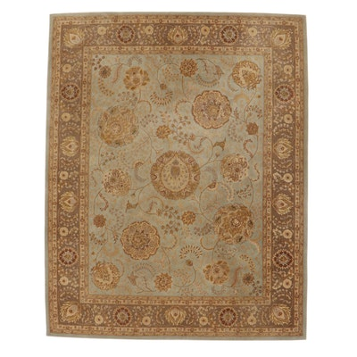 7'11 x 10' Hand-Tufted Nourison 2000 Collection Rug, 2000s