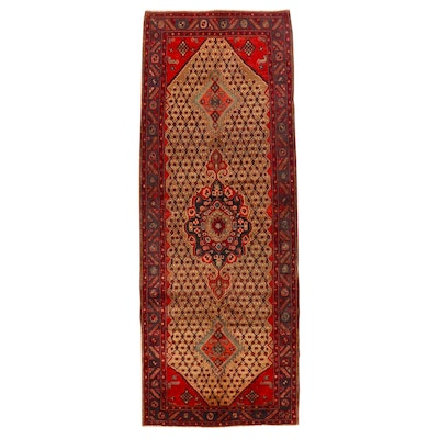 3'11 x 10'11 Hand-Knotted Persian Kolyai Long Rug
