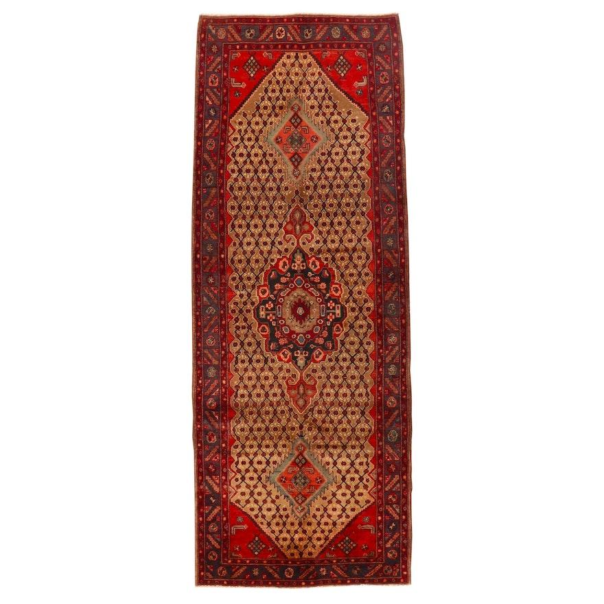3'11 x 10'11 Hand-Knotted Persian Kolyai Long Rug