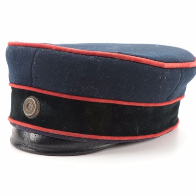 Franco-Prussian War Era German States 'Schirmmütze' Field Cap