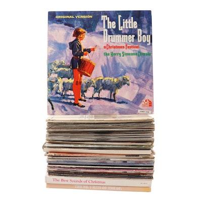 Johnny Mathis, Jack Jones, Wayne Fontana and Other Vinyl Records
