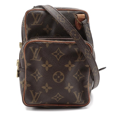 Louis Vuitton Amazon Crossbody in Monogram Canvas