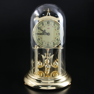 """Elgin Electronic """"Welby"""" Battery Operated Anniversary Clock, Late 20th C."""