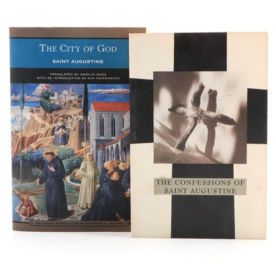 """Confessions"" and ""The City of God"" by Saint Augustine"