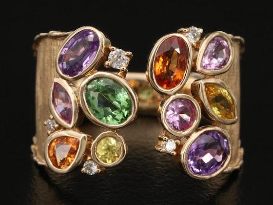 Fine Jewelry, Timepieces & Loose Gems