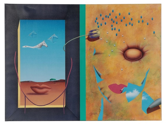 Surrealist Art to Celebrate Salvador Dalí's Birthday