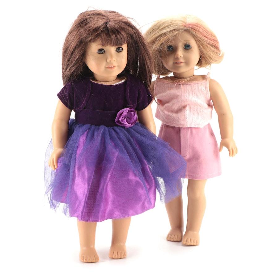 American Girl Dolls Including Kit Kittredge