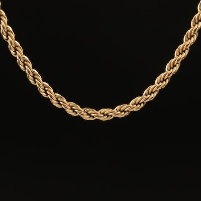 Rope Link Chain