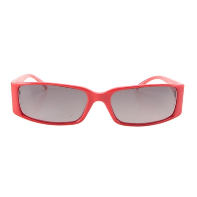 Dolce & Gabbana D&G 2201 Gradient Lens Sunglasses in Red
