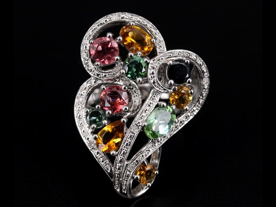 Sterling & Gemstone Jewelry