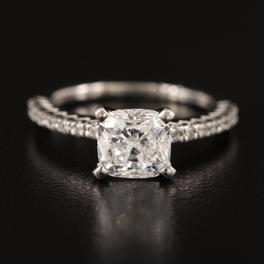 14K 1.66 CTW Diamond Ring