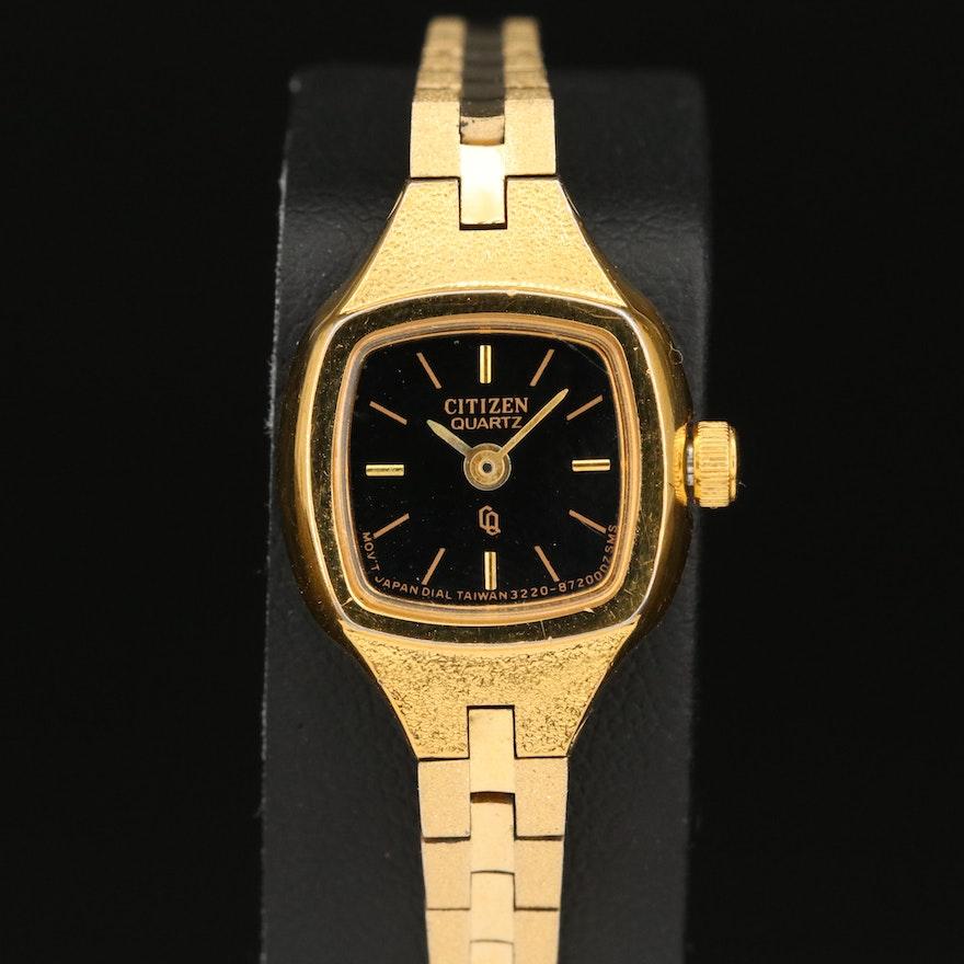 Vintage Citizen Quartz Wristwatch