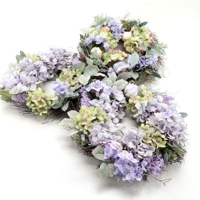 Ashland Spring Floral Wreaths