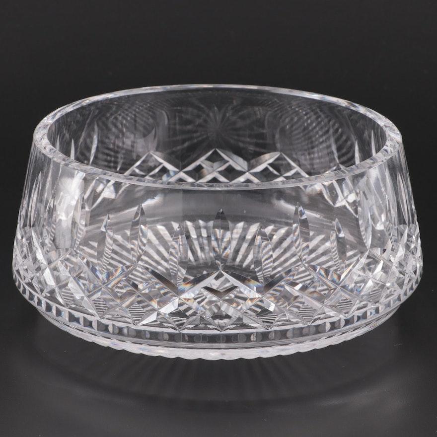 "Waterford ""Lismore"" Crystal Bowl"