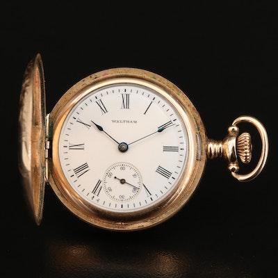 1907 Waltham, 0 Size Pocket Watch