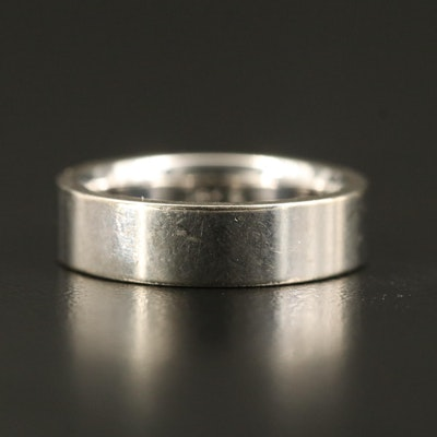 14K Smooth Band