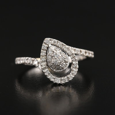 Leo Pizzo 18K Diamond Ring