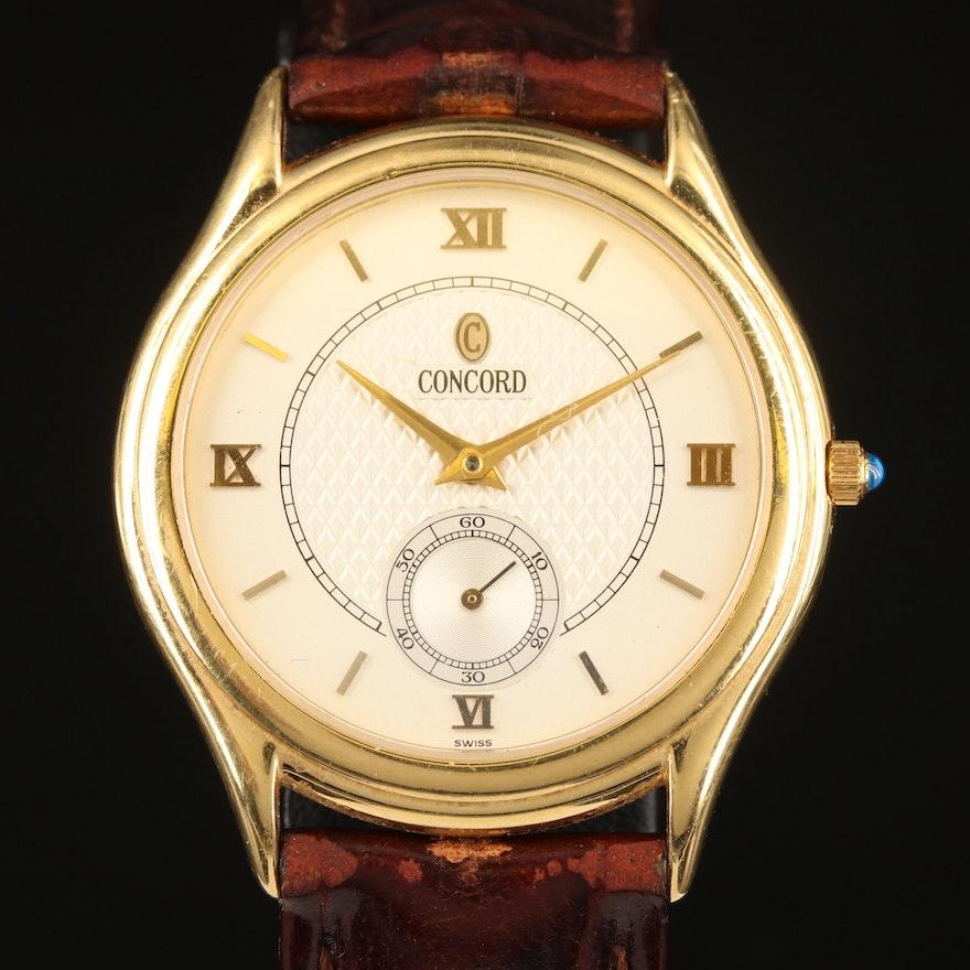 Concord 18K Wristwatch