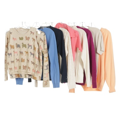 Talbots, Bloomingdale's, Ruth Chagnon and Other Women's Sweaters