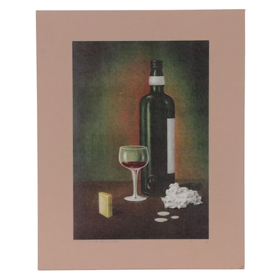 "Andrei Bajanov Giclée ""Still Life with Jack's Lighter"""