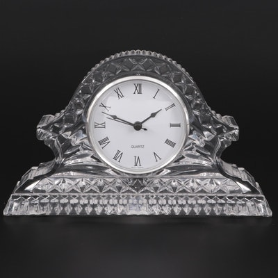 Royal Limited Crystal Mantel Clock