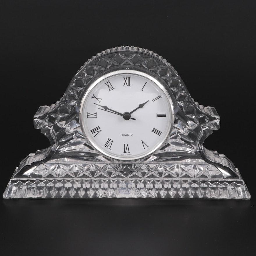 Royal Limited Crystal Mantel Clock