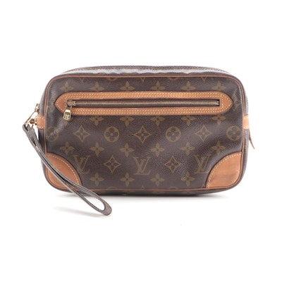 Louis Vuitton Marly Dragonne in Monogram Canvas