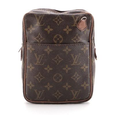 Louis Vuitton Danube Crossbody Bag in Monogram Canvas