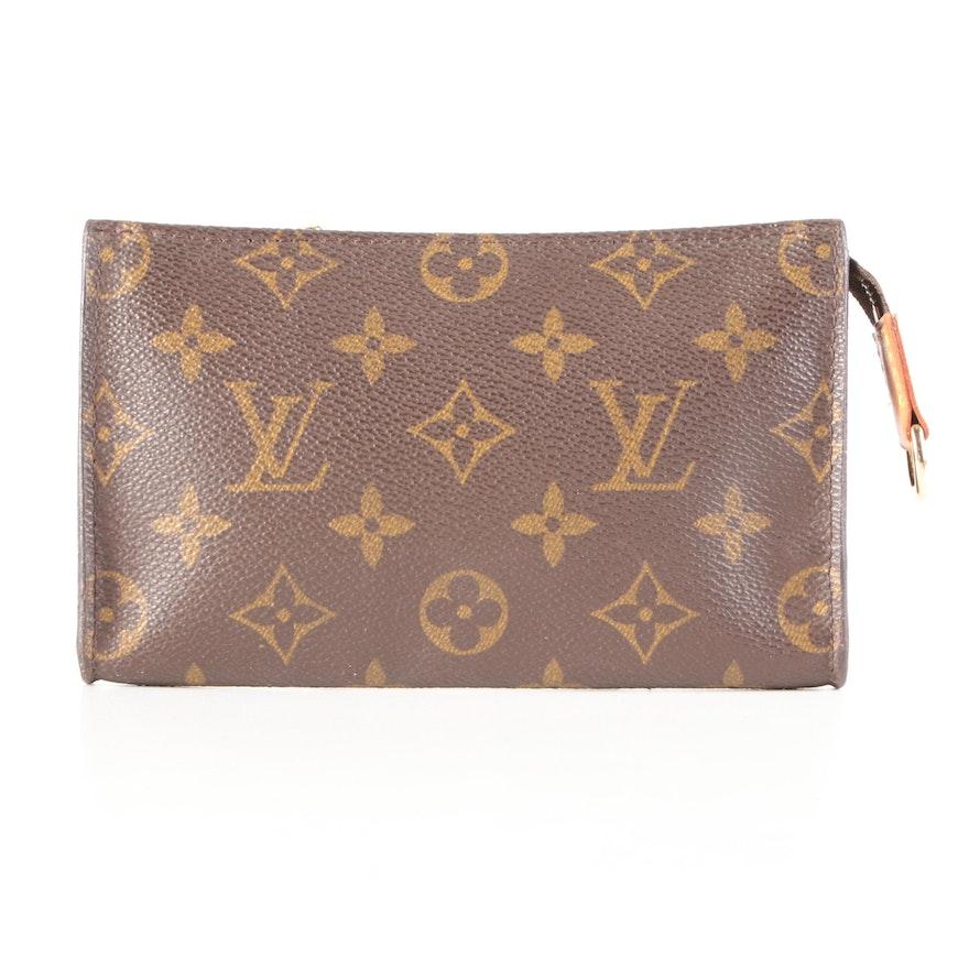 Louis Vuitton Zip Pouch in Monogram Canvas