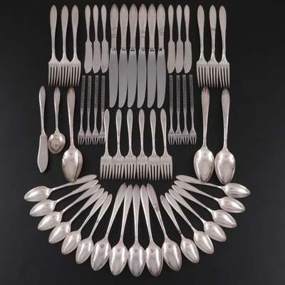 "Nobility Silver Plate ""Reverie"" Flatware, 1937"