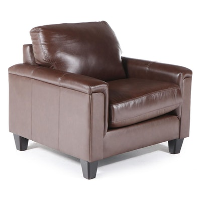 Sofa by Fancy Contemporary Leather Club Chair