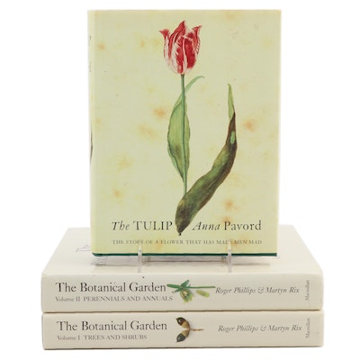 """The Tulip"" with ""The Botanical Garden"" Two-Volume Set, 1999–2002"