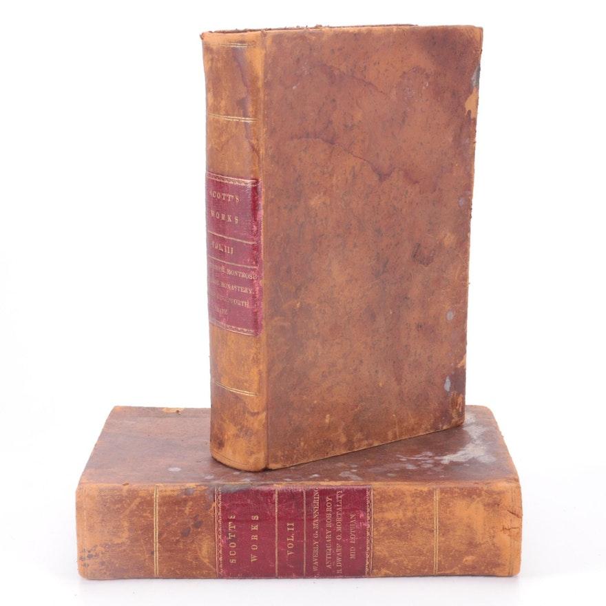 """The Complete Works of Sir Walter Scott"" Vol. II–III, 1833"