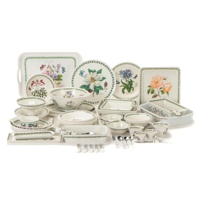 "Portmeirion ""Botanic Garden"" with Other Ceramic Serveware and Bakeware"