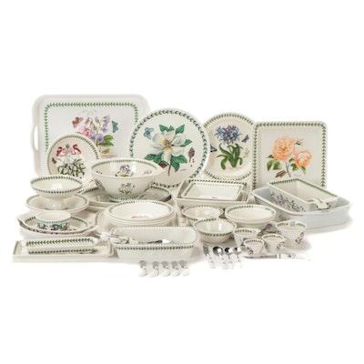 "Portmeirion ""Botanic Garden"" with Other Ceramic Serveware and Bakeware"
