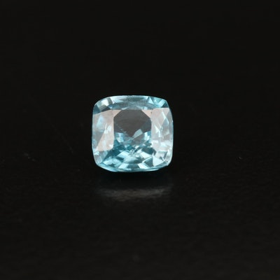Loose 2.12 CT Square Faceted Zircon