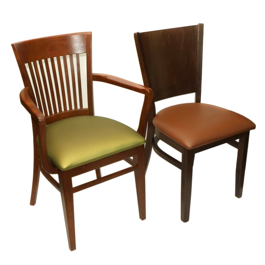 Grand Rapids Chair Company and M. Deitz and Sons Dining Chairs
