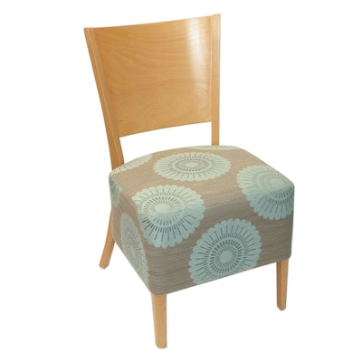 Grand Rapids Chair Company Mid Century Modern Style Upholstered Dining Chair