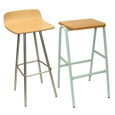 Commercial Dining Barstools by Grand Rapids Chair Company