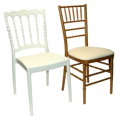 Commercial Seating Products Plastic Event Side Chairs