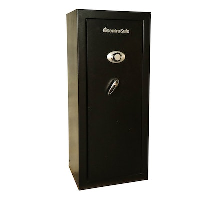 Sentry Safe 24-Gun Steel Safe with Combination Lock