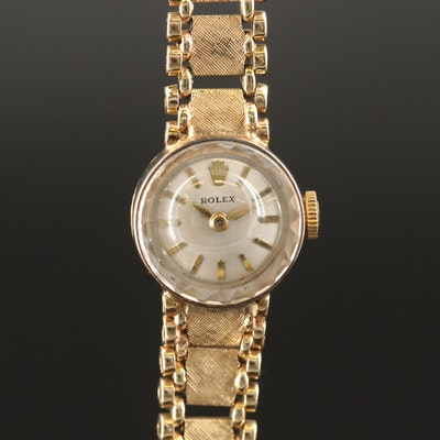 14K Vintage Rolex Wristwatch