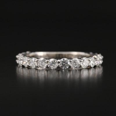 14K 1.01 CTW Diamond Band