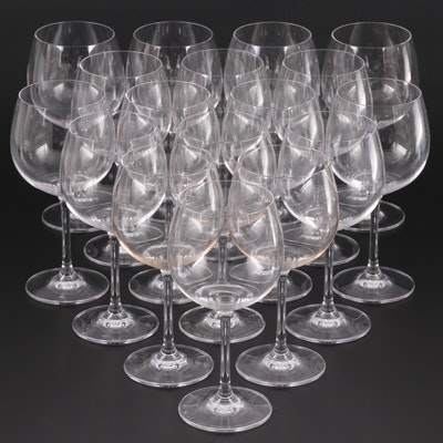 "VIlleroy & Boch ""Allegorie"" Crystal Water Goblets"