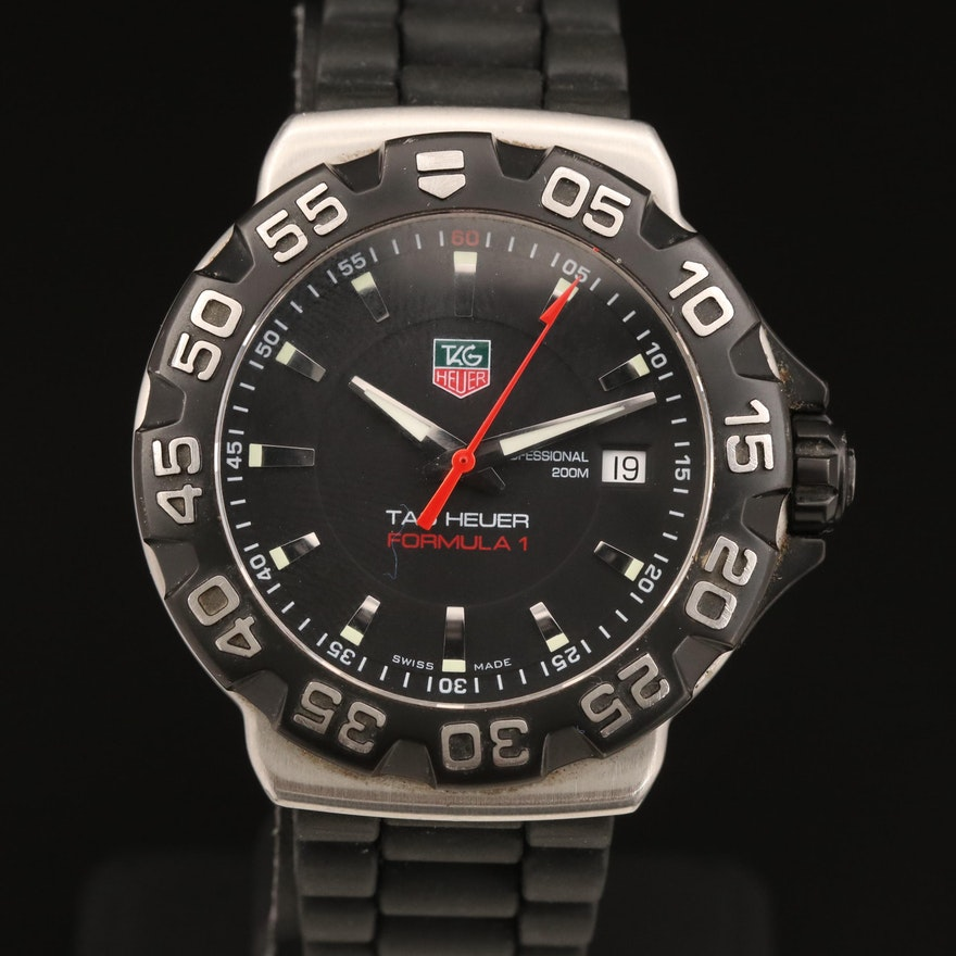TAG Heuer Formula 1 Wristwatch