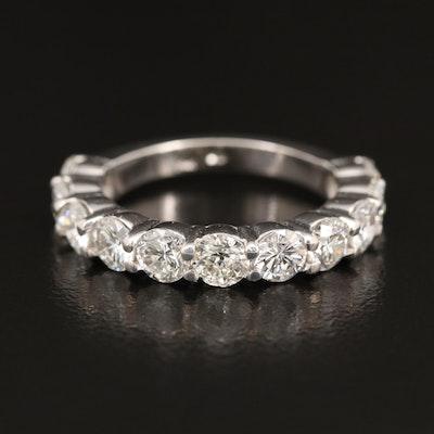 14K 2.45 CTW Diamond Band